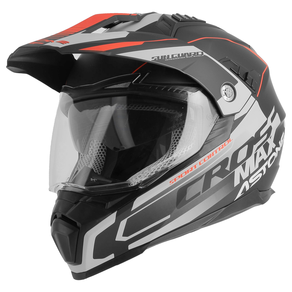CROSSMAX ROAD NEGRO/GRIS