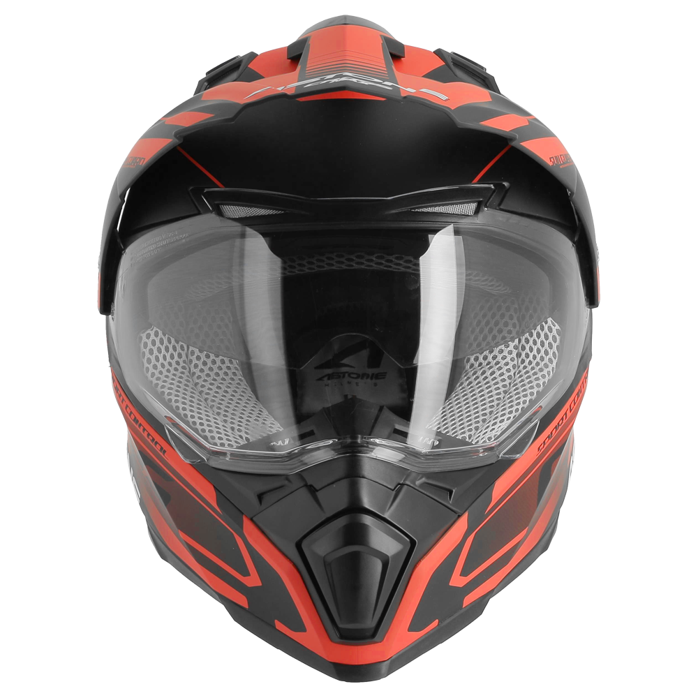 CROSSMAX ROAD NOIR/ROUGE