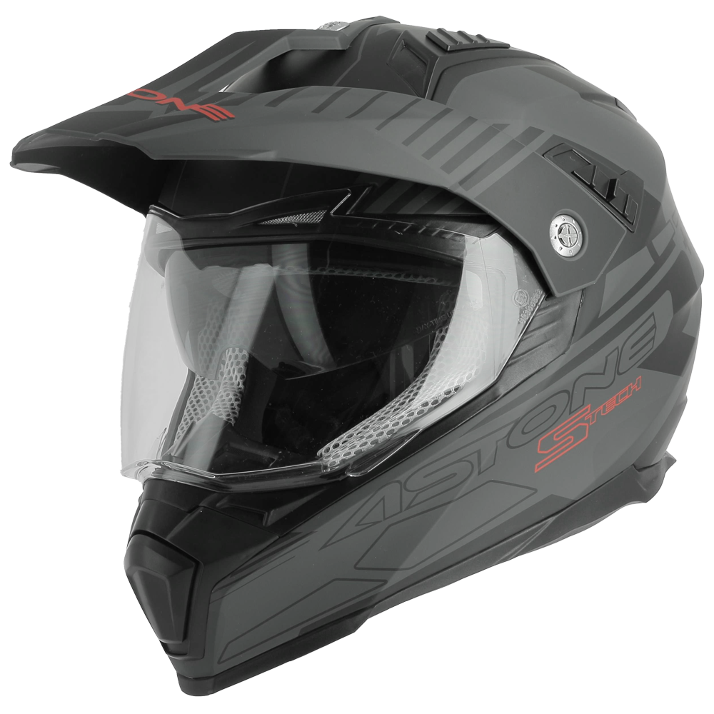 CROSSMAX S-TECH NEGRO/GRIS