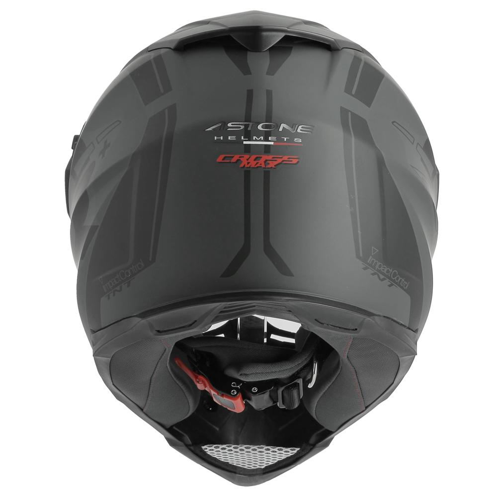 CROSSMAX S-TECH NERO/GRIGIO
