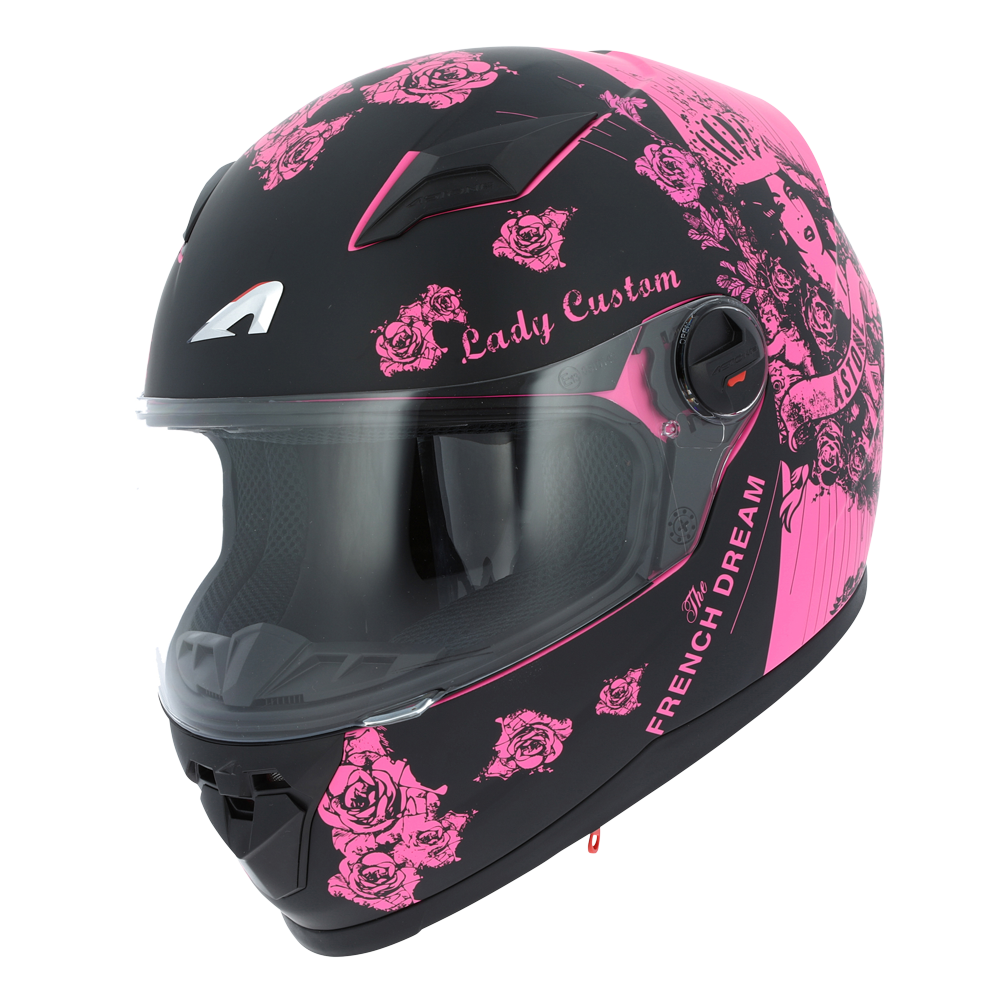 GT2 LADY CUSTOM NOIR/ROSE