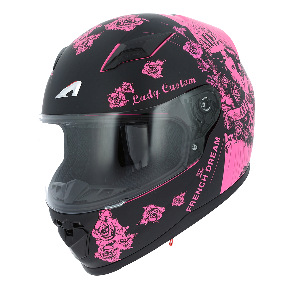 GT2K LADY CUSTOM NOIR/ROSE