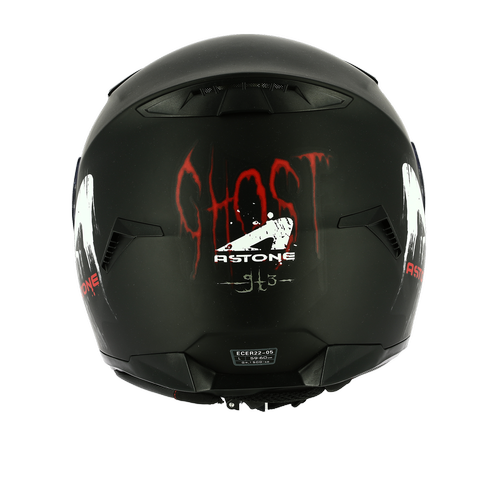 GT3 GHOST NOIR MAT