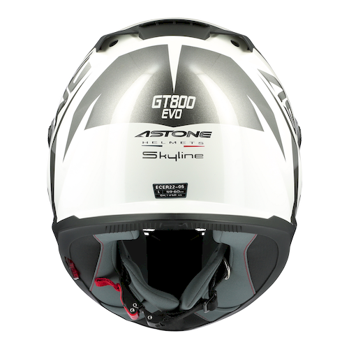 GT800EVO SKYLINE BLANC/NOIR