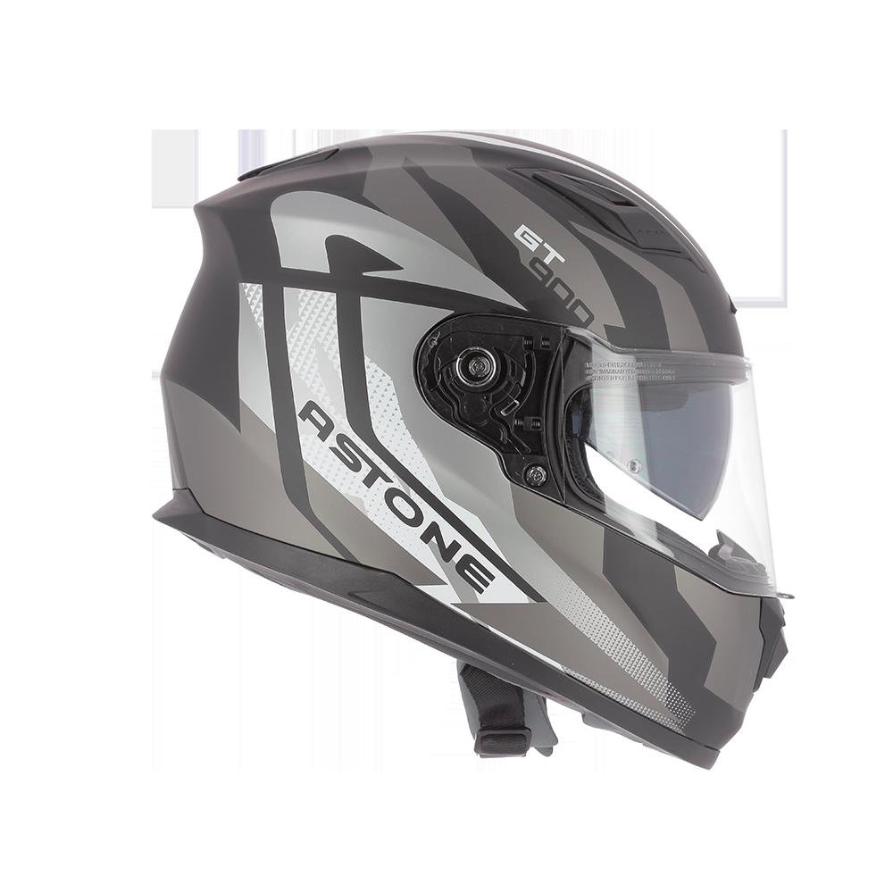 GT900 ALPHA GRIS/BLANC