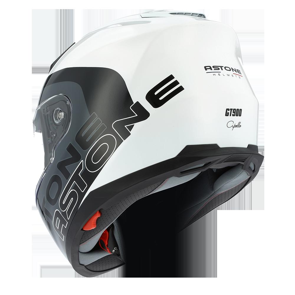 GT900 APOLLO BLANC/GRIS
