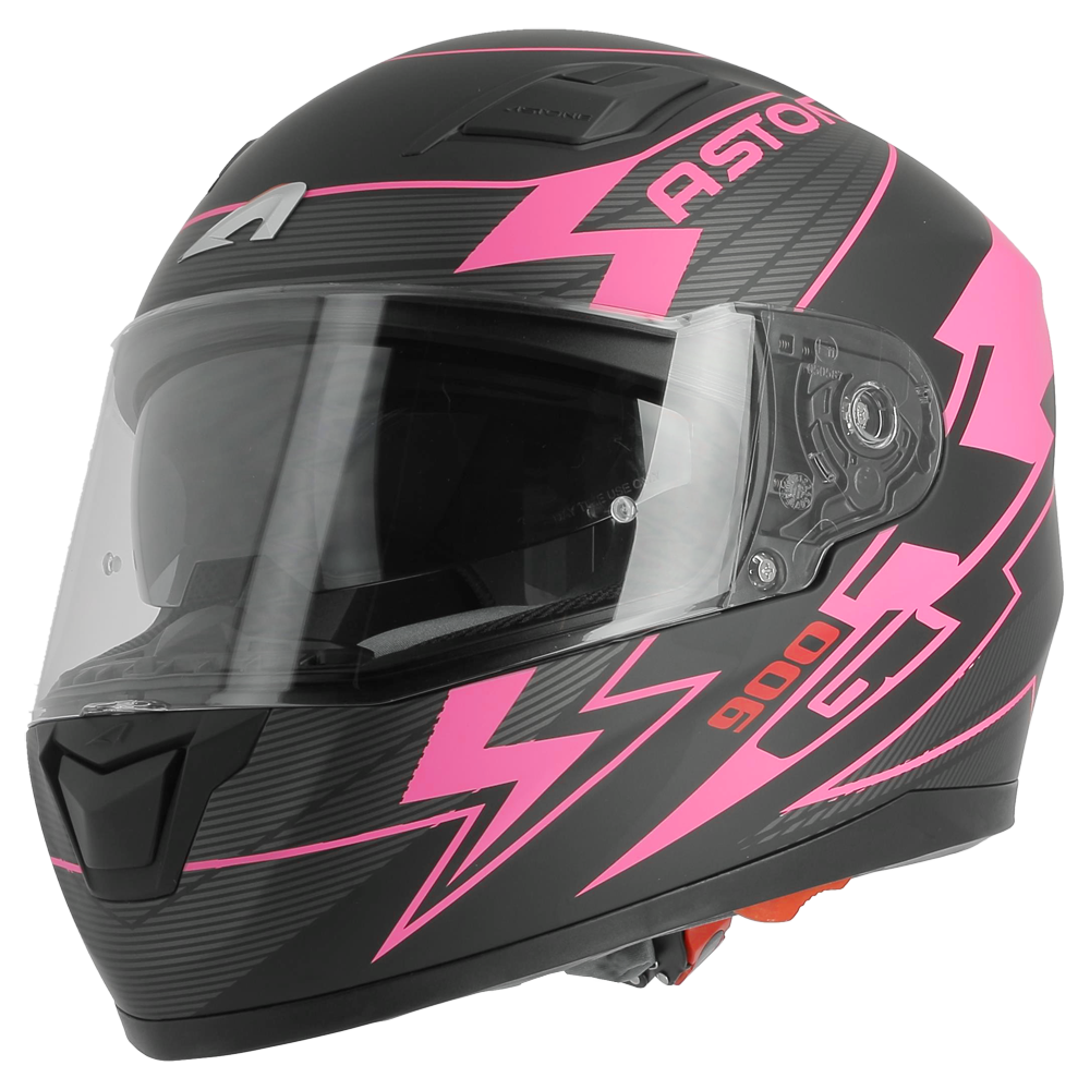GT900 ARROW NERO/ROSA