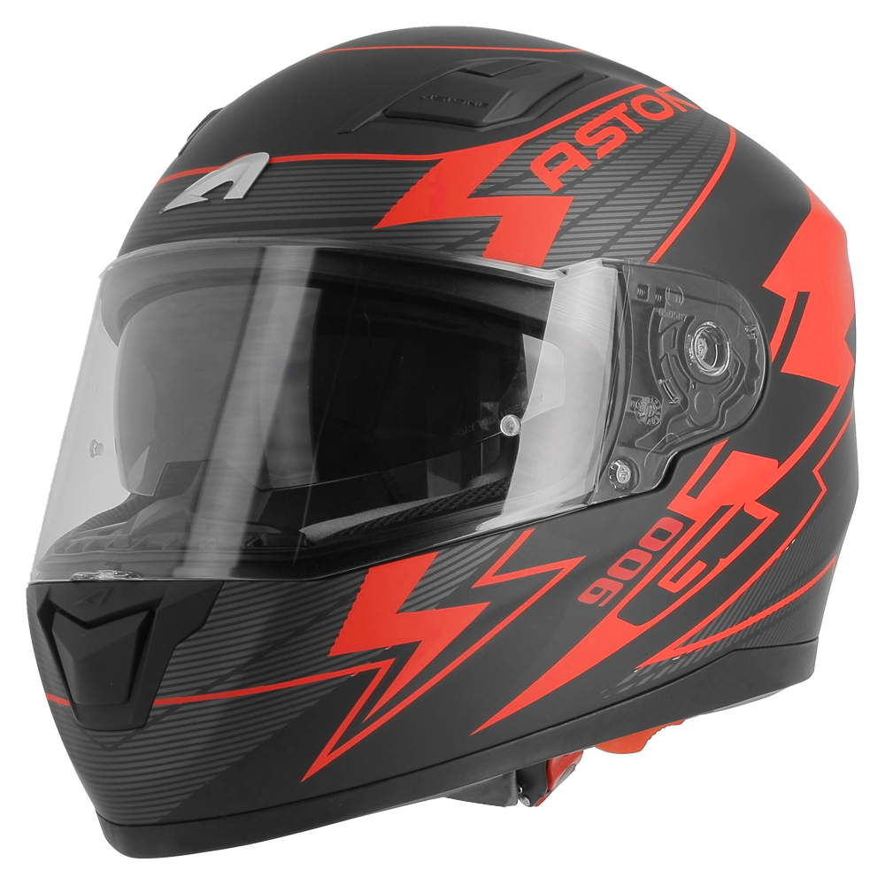 GT900 ARROW NOIR/ROUGE