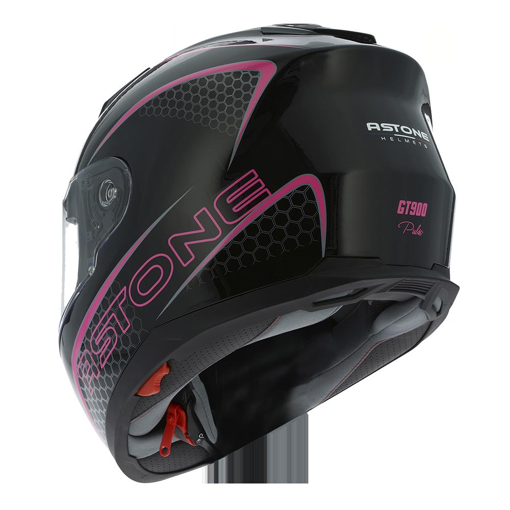 GT900 PULSE NOIR/ROSE