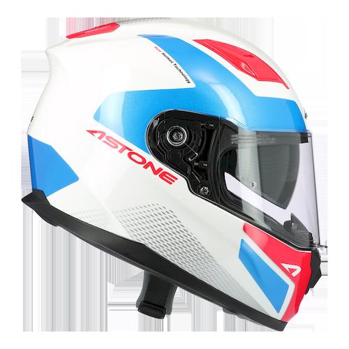 GT900 RACE BLANC/BLEU