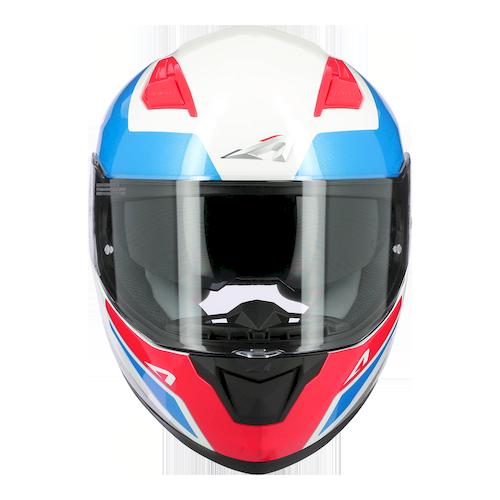 GT900 RACE WHITE/BLUE