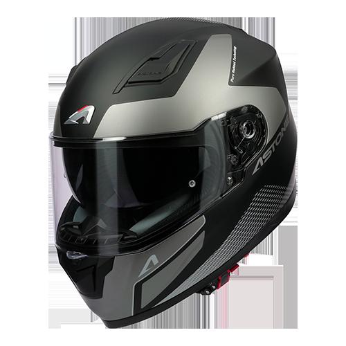 GT900 RACE NERO OPACO