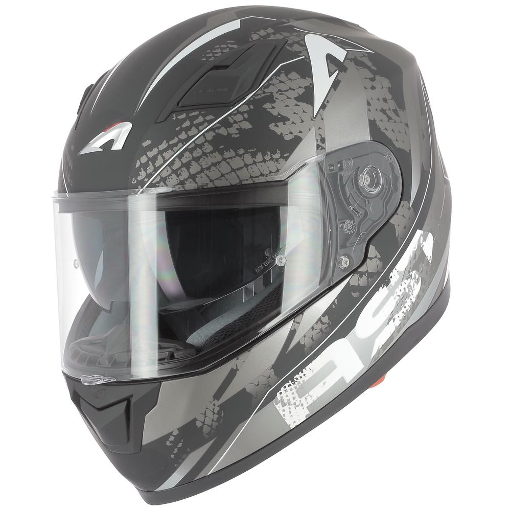 GT900 SKIN BLACK/GREY