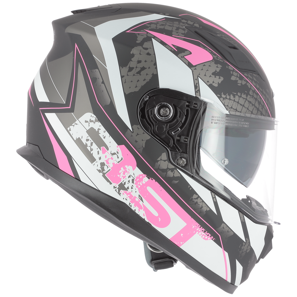GT900 SKIN NERO/ROSA