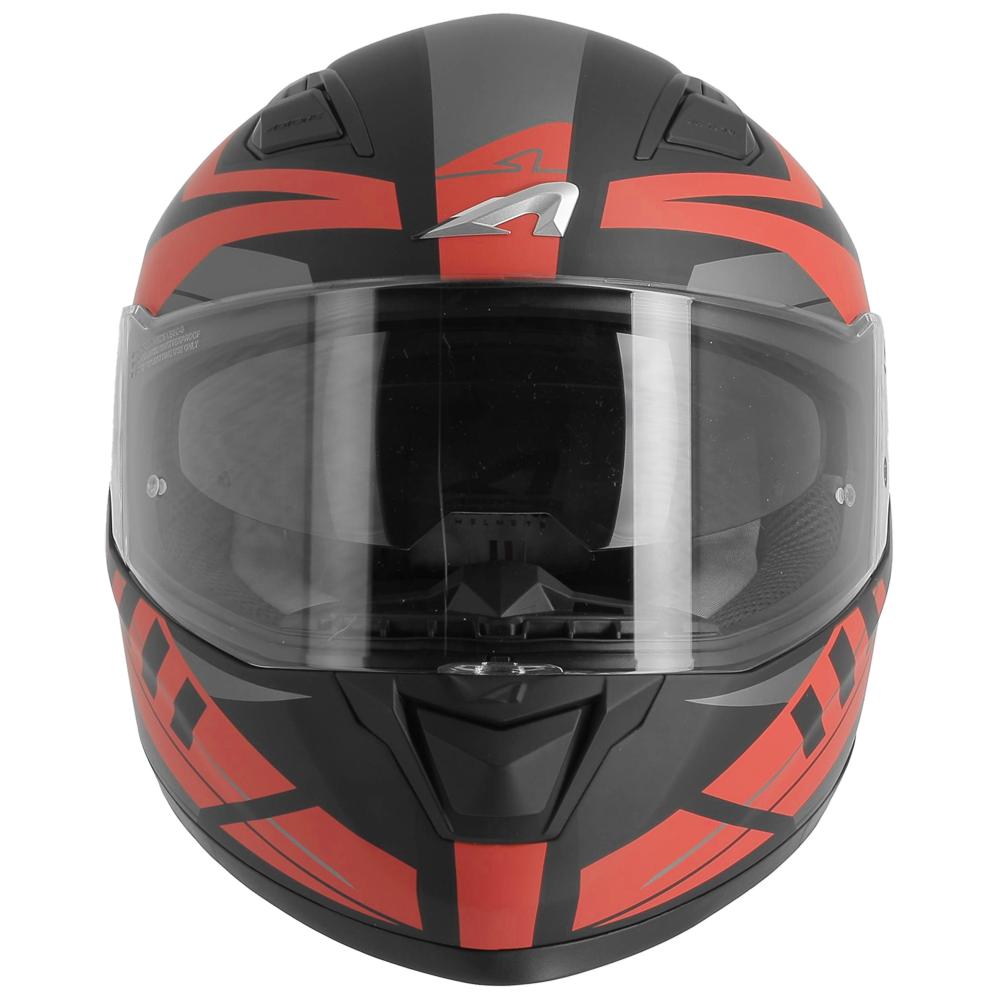 GT900 STREET BLACK/RED