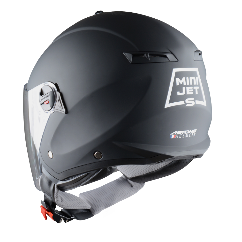 MINIJET S MATT BLACK