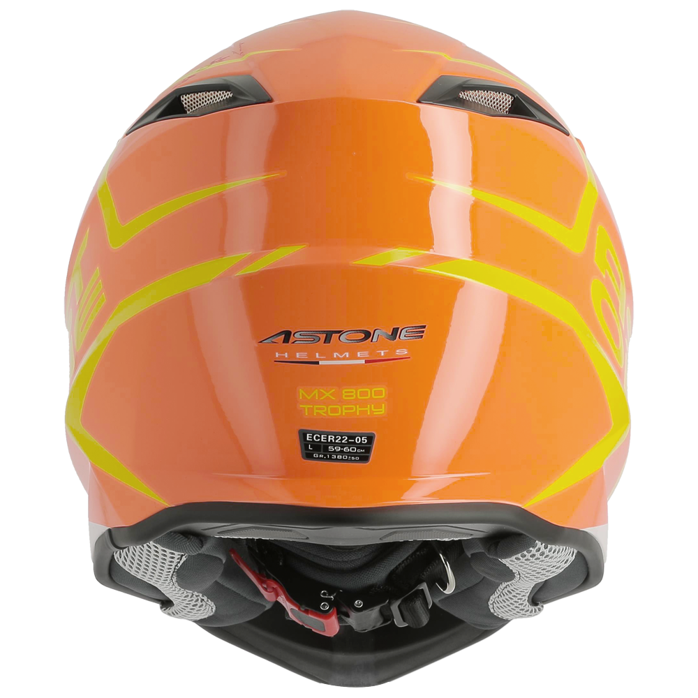 MX800 TROPHY ORANGE