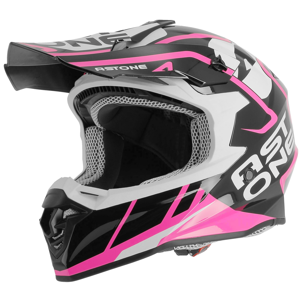 MX800 TROPHY BLACK/PINK