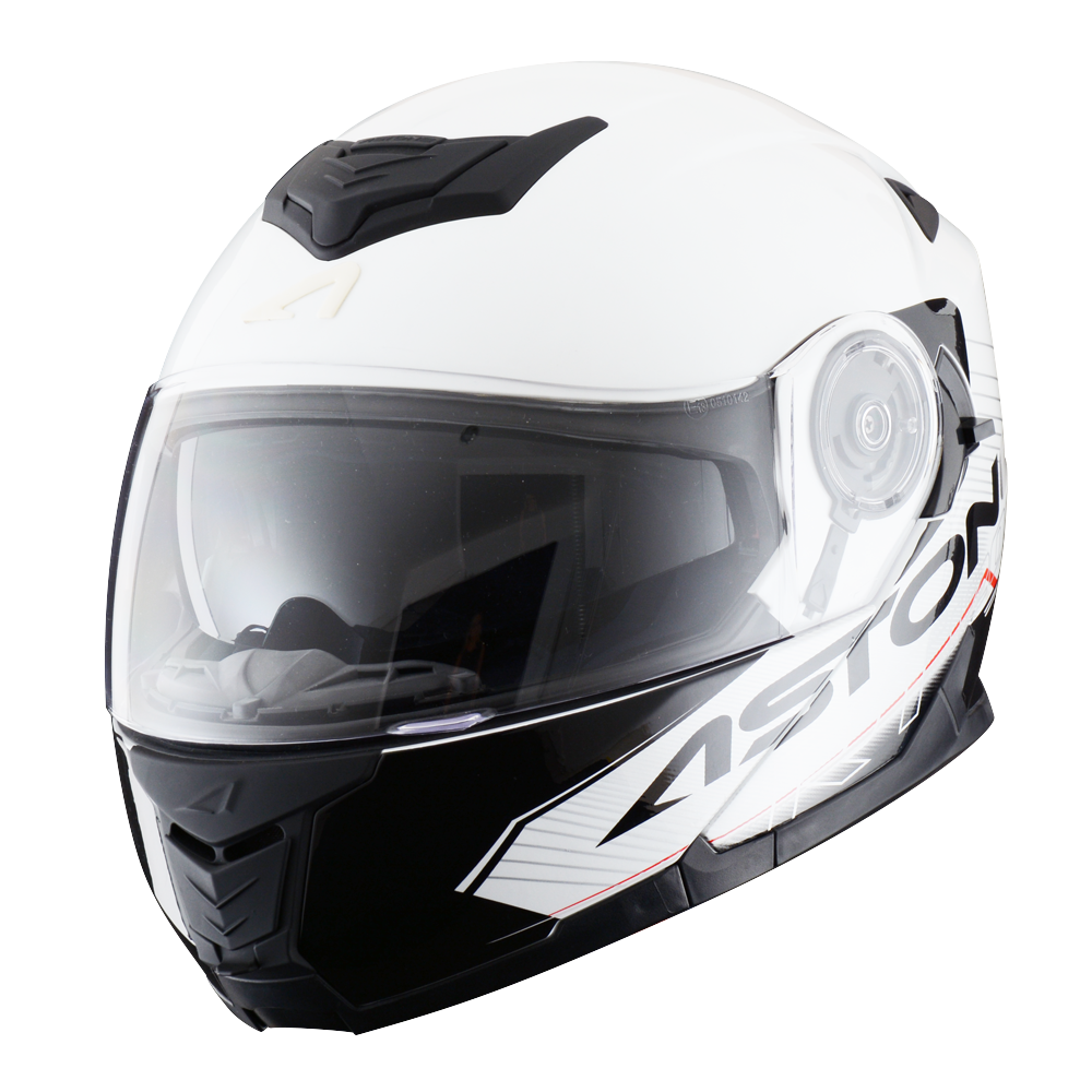 RT1200 TOURING WHITE/BLACK