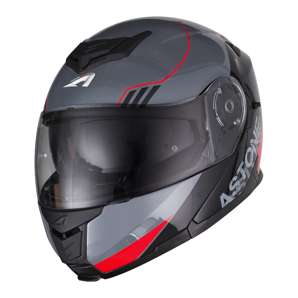 Casque Moto Modulable Astone Helmets