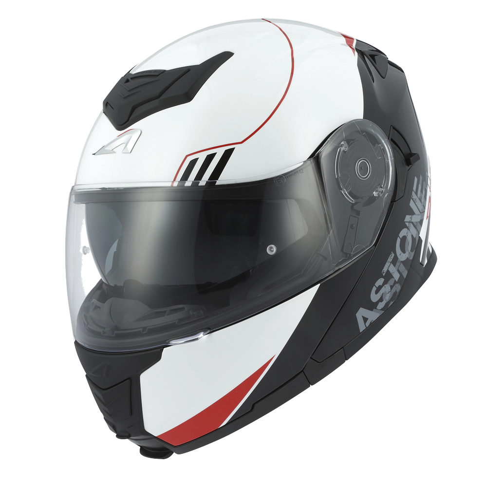 RT1200 UPLINE WHITE/RED