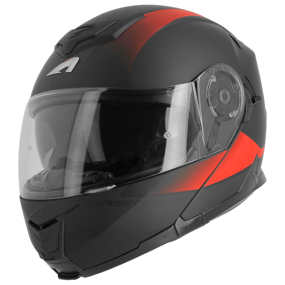RT1200 VANGUARD NEGRO/ROJO