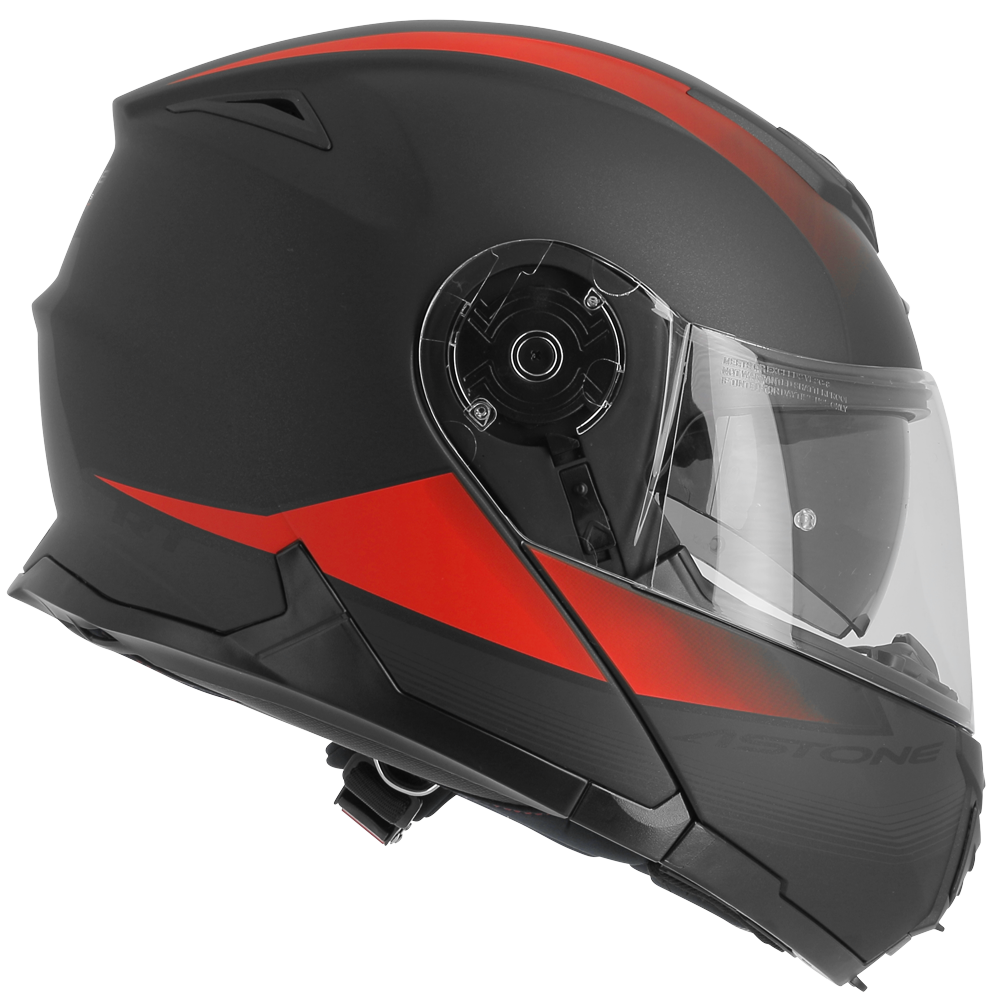 RT1200 VANGUARD NOIR/ROUGE