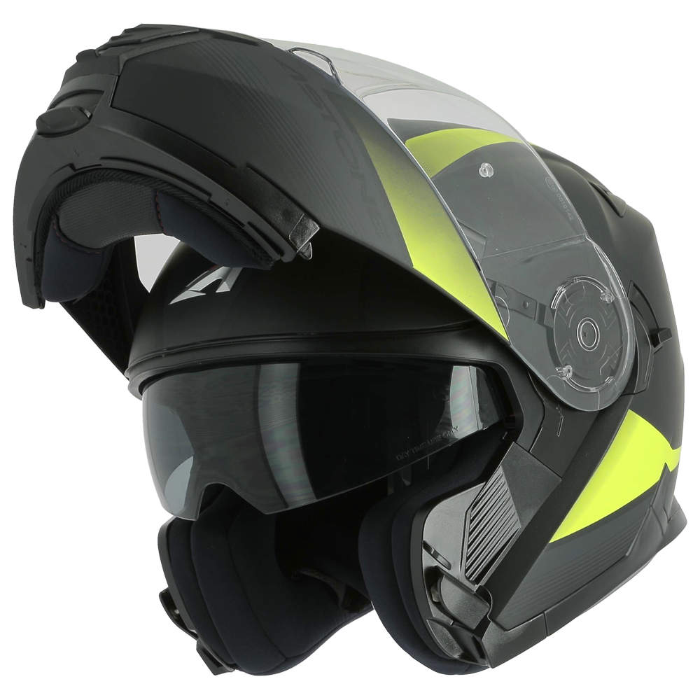 RT1200 VANGUARD NOIR/JAUNE