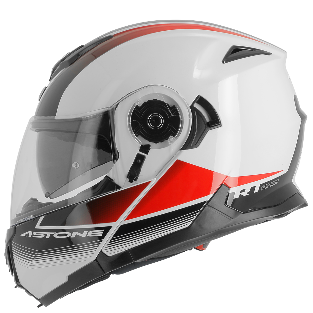 RT1200 VANGUARD BLANC/ROUGE