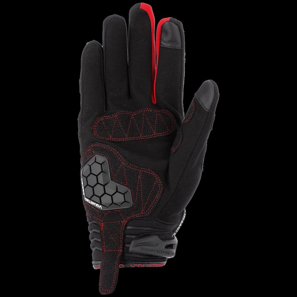 RUSH 18 BLACK/RED